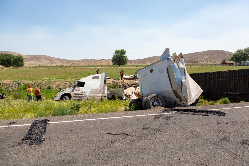 Abogados de Accidentes de Camiones de West Covina